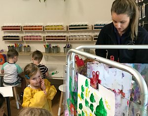 3 year old kindy glandore child care