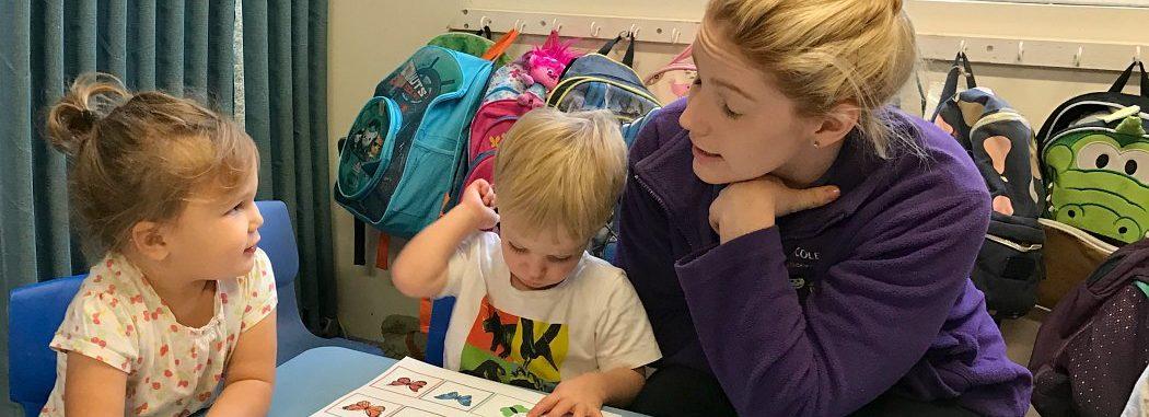 Toddlers glandore child care