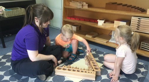 Our Montessori Program at Glandore