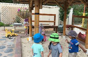sandpit glandore child care