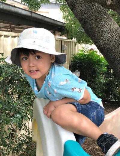 Glandore Private Kindergarten climbing